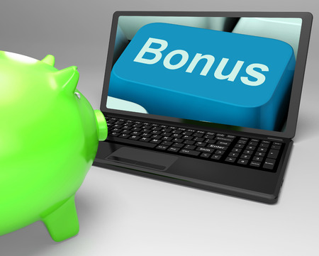 incentives: Bonus Key Showing Incentives And Extras On Web