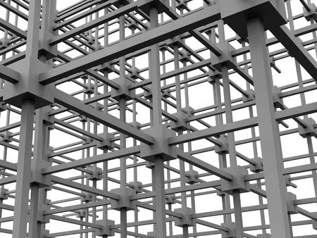 perplexing: Estructura de red Complicated Muestra de red y conectividad