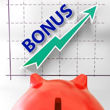premiums: Bonus Graph Meaning Higher Premiums And Rewards