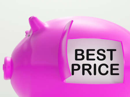 Best Price Piggy Bank Showing Great Savings photo