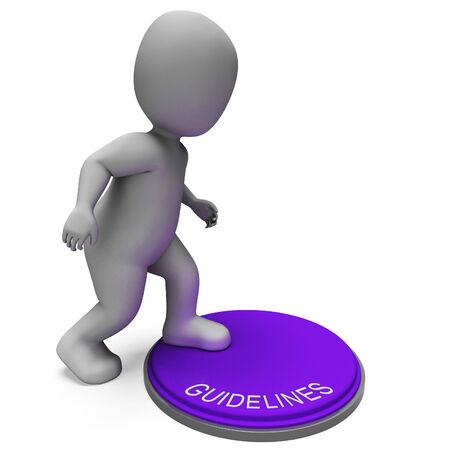 Richtlijnen Button Resultaat Regels Protocol en Beleid