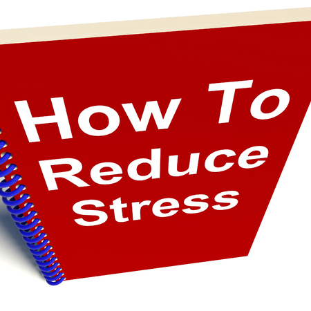 reducing: How to Reduce Stress on Notebook Showing Reducing Tension