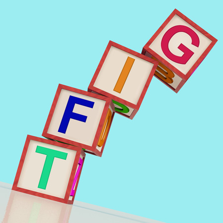 Gift Blocks Meaning Present Contribution Or Giving