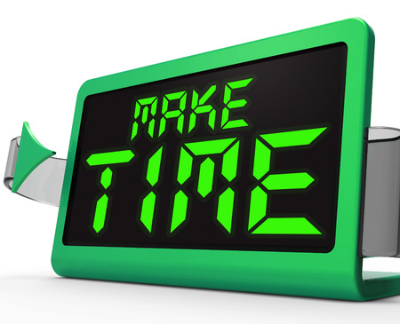 allocate: Make Time Clock Meaning Fit In What Matters