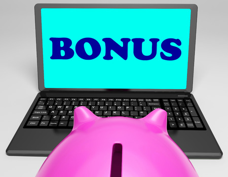 perk: Bonus Laptop Meaning Perk Benefit Or Dividend