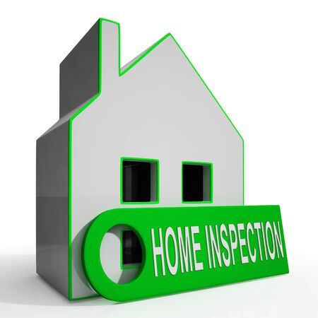 thoroughly: Home Inspection House Meaning Inspect Property Thoroughly