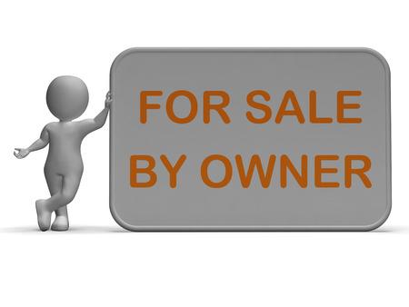 listing: Venta por el propietario Significado propiedad o art�culo del listado