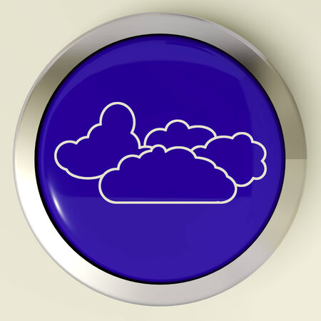 squall: Cloud Button Meaning Rain Rainy Weather
