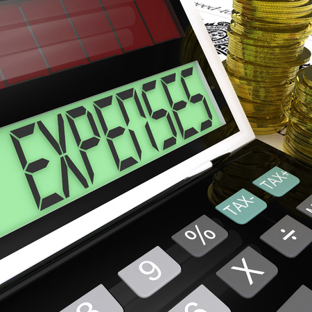 outgoings: Expenses Calculator Meaning Company Costs And Accounting