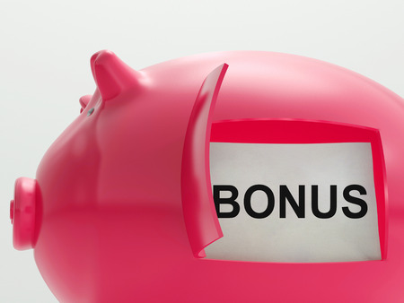 perk: Bonus Piggy Bank Meaning Perk Or Benefit