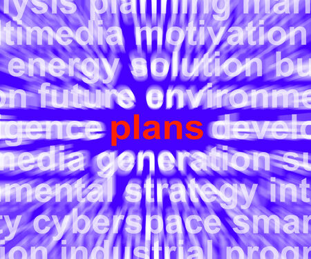 organising: Plans Word Meaning Objectives Agenda And Organising