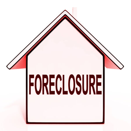 recover: Foreclosure House Meaning Repossession To Recover Debt