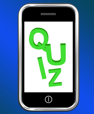 Quiz On Phone Meaning Test Quizzes Or Questions Online photo