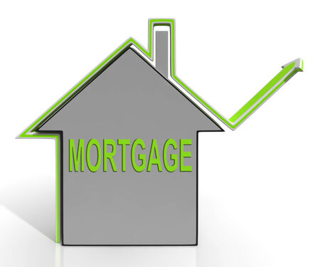 Mortgage House Meaning Repayments On Property Loan photo