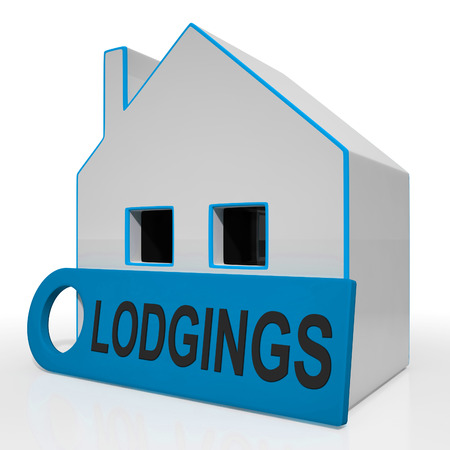 lodgings: Lodgings House Meaning Room Or Apartment Available