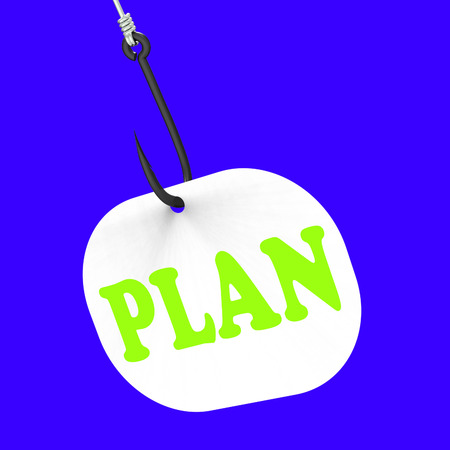 planned: Plan On Hook Shows Planned Objectives Goals And Mission