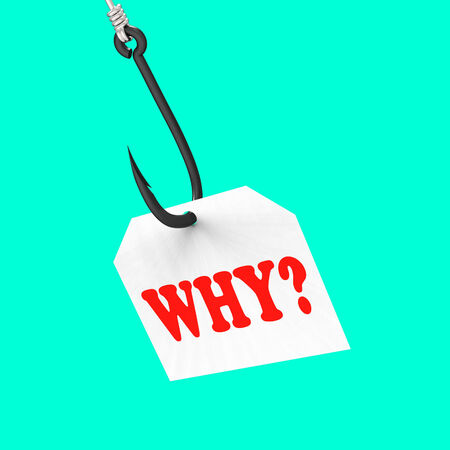 meaningless: Why? On Hook Showing Uncertainty Mystery Or Confusion