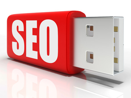 the optimizer: SEO Pen drive Showing Search Engine Optimization Development Or Management