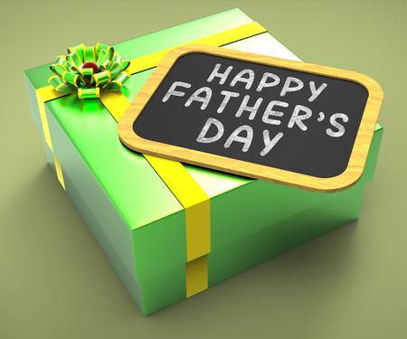 happy Fathers Day: D�a de padres feliz Mostrando Presente Parenting Ocasi�n Celebraci�n O Holidays