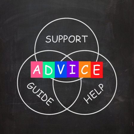 Guidance Meaning Advice and to Help Support and Guide photo