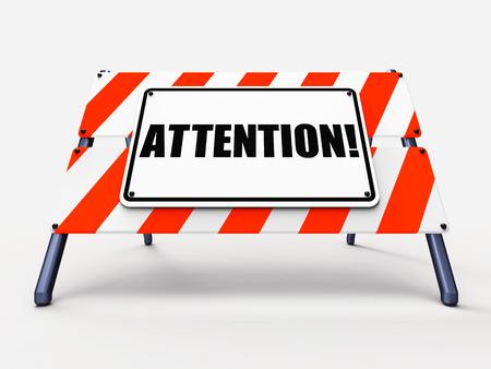 주의 표시 경고 또는 경고 통지 표시 스톡 콘텐츠