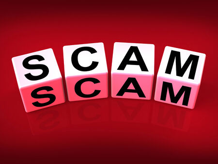 deceive: Scam Meaning Fraud Scheme to Rip-off or Deceive