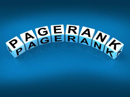 metadata: Pagerank blocchi facendo riferimento a pagina Ranking Ottimizzazione