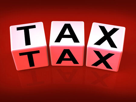 duties: Tax Blocks Showing Taxation and Duties to IRS