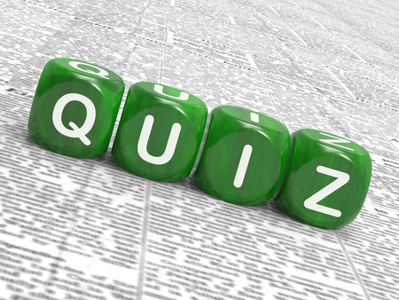 Quiz Dice Meaning Correct Or Incorrect Answers photo