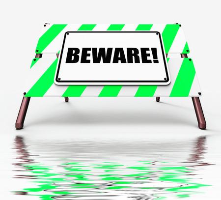 경고 경고 또는 위험 표시 가입주의 스톡 콘텐츠