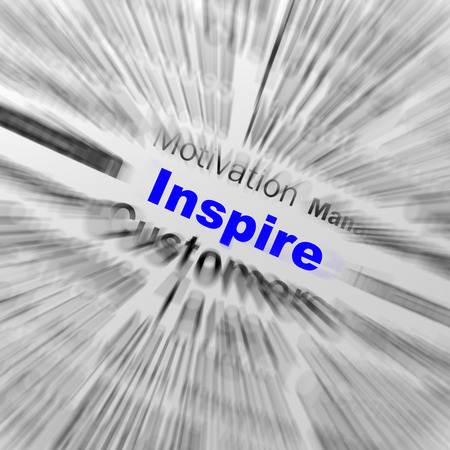 sphere of influence: Inspire Sphere Definition Displaying Motivation Encouragement And Positivity