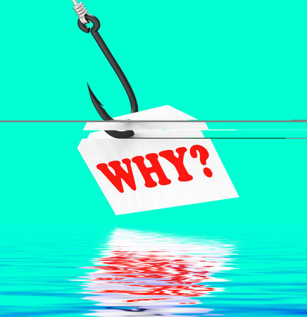 meaningless: Why? On Hook Displaying Uncertainty Mystery Or Confusion