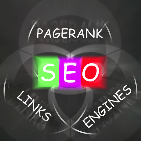 the optimizer: SEO On Blackboard Displaying Search Engine Optimizer Or Online Development