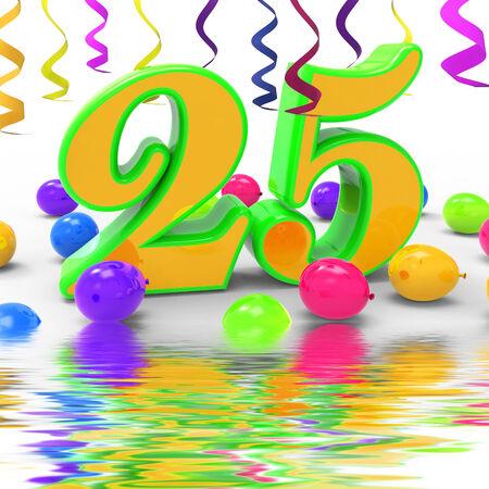 twenty five: Twenty Five Partido Viendo creatividad y la innovaci�n colorida