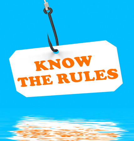 Know The Rules On Hook Displaying Policy Protocol Ethics Or Law Regulations photo