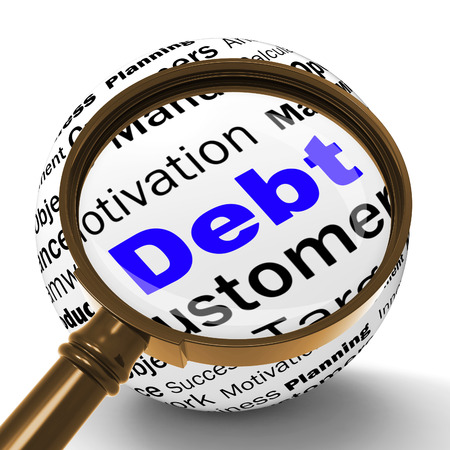 indebt: Debt Magnifier Definition Meaning Financial Crisis And Obligations