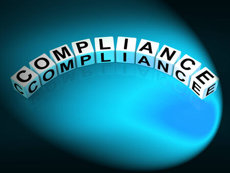 complied: Compliance Letters Meaning Agreeing To Rules And Policy