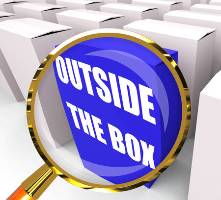 creatively: Outside the Box Packet  Meaning to Think Creatively and Conceptualize