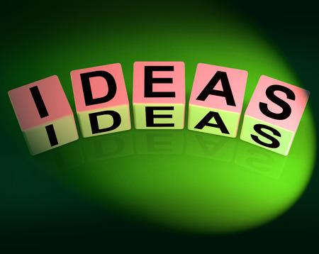 percepci�n: Ideas Dados Pensamientos Significado pensamiento y la percepci�n