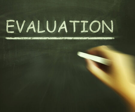 assessing: Evaluation Chalk Meaning Judgement Interpretation And Opinion