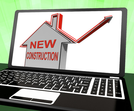 recently: New Construction House Laptop Meaning Recently Constructed Home