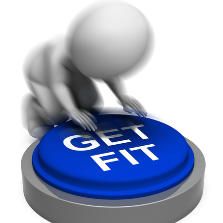 get a workout: Get Fit Pressed Meaning Training And Workout