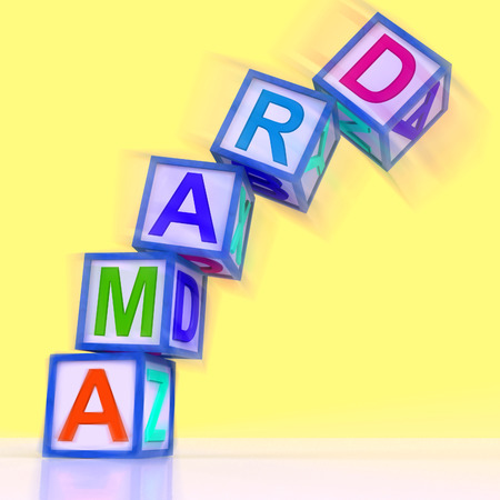 theatrics: Drama Word Showing Acting Play Or Theatre Stock Photo