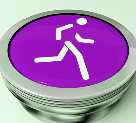 get a workout: Runner Switch Meaning Race Or Getting Fit