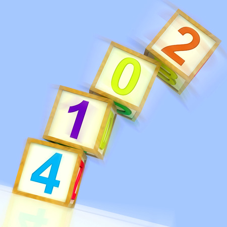 two thousand and fourteen: Two Thousand And Fourteen Word Meaning Year 2014 Stock Photo