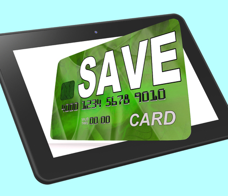 calculated: Save Bank Card Calculated Meaning Setting Aside Money In Savings Account