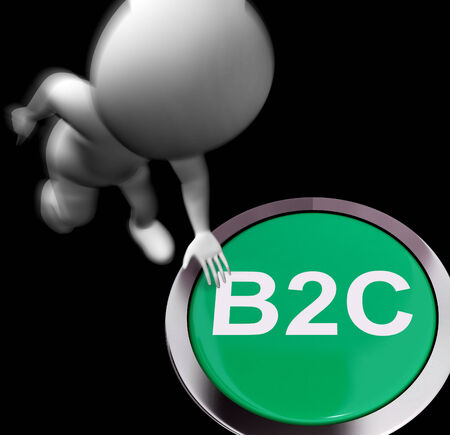 b2c: B2C Pressed Showing Company Customers And Trading