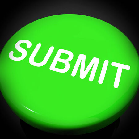 submitting: Submit Switch Showing Submitting Submission Or Application