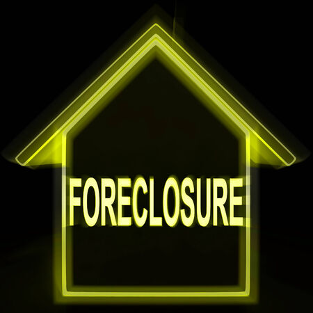 recover: Foreclosure Home Meaning Repossession To Recover Debt