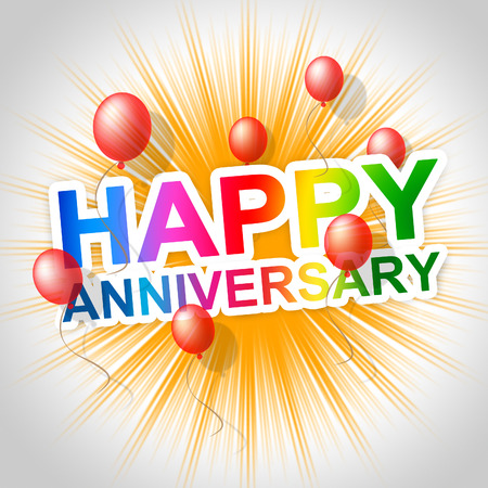 Happy Anniversary Meaning Remembrance Anniversaries And Fun